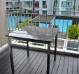 Balcony Marble Table