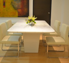 8 Seater Marble Table