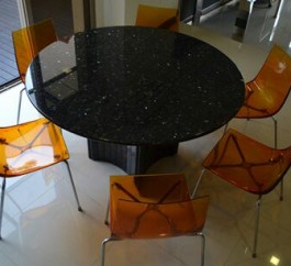 Emerald Pearl Granite Table
