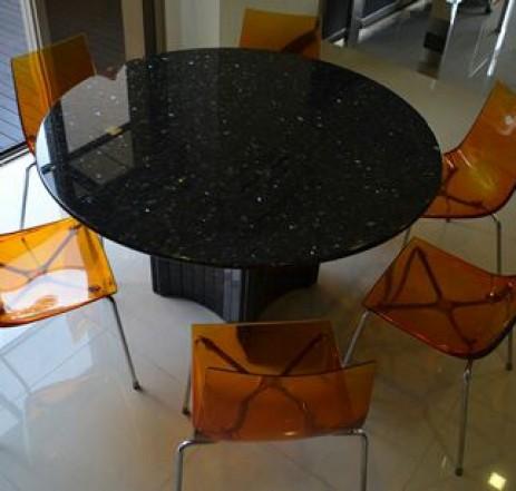 Emerald Pearl Granite Table