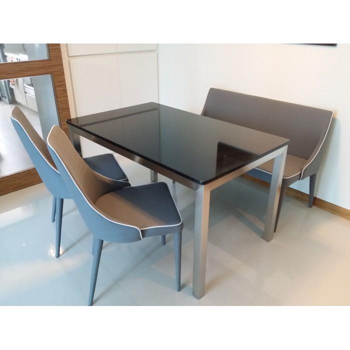 Black Granite Table