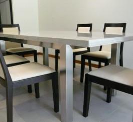 10 seater Zebrano Venato Marble Table